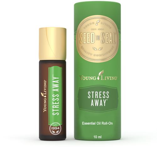 Strass away - Proč s stresom